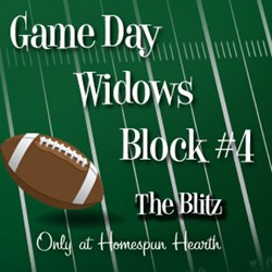 Game Day Widows Huddle - Block #4