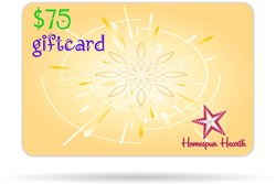 Gift Card - Sun Burst (Generic)<br>$10, $25, $50, $75, or $100