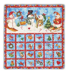 Winter's Magic Advent Calendar Kit