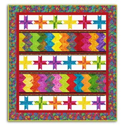 Cinco de Mayo 2013 Twin Size Quilt Kit