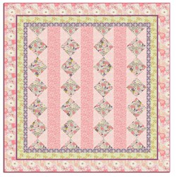 Flirty Coquette Quilt Pattern Download