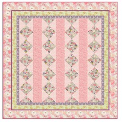 Flirty Coquette Quilt Kit - Last One!
