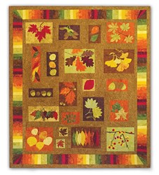 Equinox Batik Quilt Kit <br>Block of the Month<br>or  All at Once Quilt Kit - Start Anytime!