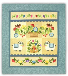 Flowers for Ewe COTTON BOM or All at Once <br>Starts Anytime