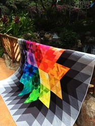 Gravity Queen Sized Quilt Kit