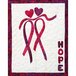 Walk with Me Quilt Pattern & Optional Kit