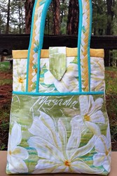 Mother's Day Exclusive - Magnolia Dreams Tote Pattern Download