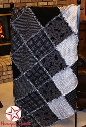 Mountain Lodge Snuggler Colorado Kit - A Homespun Hearth Exclusive!<br><i>Includes Backing!</i>