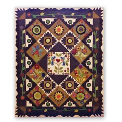 Pennies from Heaven Quilt - Now in Silk & Wool!