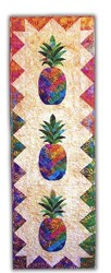 Pineapples Quilt Table/Wall Runner