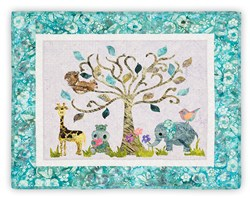 Back in Stock!  Wishing on a Dream - Play Date II  Laser Cut & Pre-Fused  Quilt Kit!
