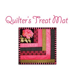 Quilter's Snack Mat Kits & Download