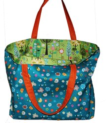 Go Green's Sassy Big Sister Bag Pattern Download
