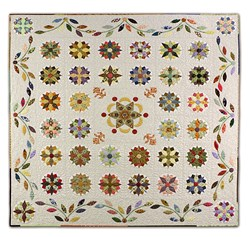 Southern Stars Block of the Month or All at Once<br><i>Start Any Time!</i>