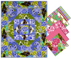 Splash Quilt Pattern by Bittersweet Blessings