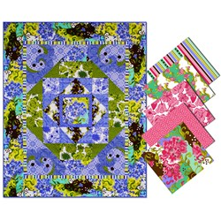 Splash Quilt Kit