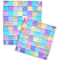 Breezy Sprintime Snuggler Quilt Pattern Download
