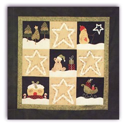 Starry Night Complete WallHanging Kit
