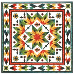 Taos Block of the Month OR All at Once Queen/King Size Quilt