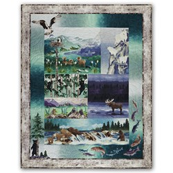 True Nature Block of the Month Quilt Kit