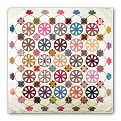 Wagon Wheel BOM or All at Once Kits - 4 Options!