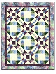 Williamstown Stroll Quilt Pattern