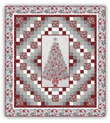 Winter Elegance Quilt Kit