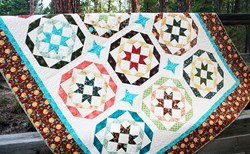 Glowing Stars Quilt Kit