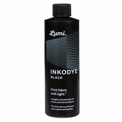 Lumi Inkodye - Black - 8oz Bottle