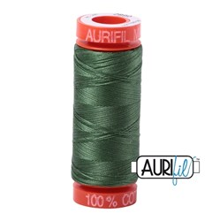 Mako 50 - 220 yards - Aurifil #2890 - Dark Green Grass