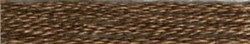 Cosmo Embroidery Floss Color 384 - Brown