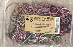 Weeks Dye Works Forget Me Knots Remnant Floss Pack