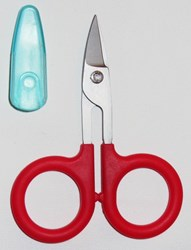 Perfect Curved Scissors by Karen K Buckley