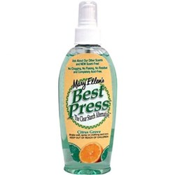Last One!  Mary Ellen's Best Press Spray Starch Citrus Grove Fields 6oz