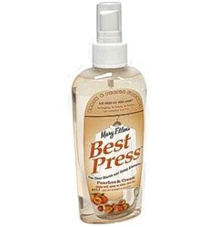 Mary Ellen's Best Press Spray Starch Peaches & Cream Fields 6oz