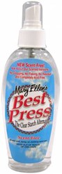 Mary Ellen's Best Press Spray Starch Scent Free 6oz