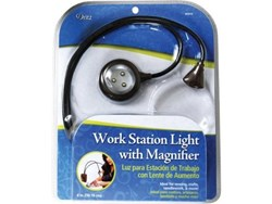 Dritz Work Station Magnifier Light