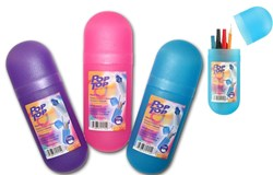Dritz Pop Tops Plastic Storage Case