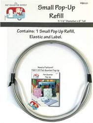 "Small 5 1/2""  Pop-Up Refill"