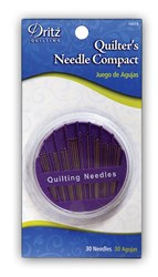 Quilt Needle Compact