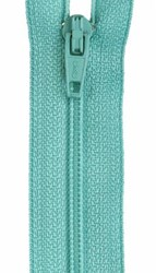 Last One!  All-Purpose Polyester Coil Zipper 14in Dark Turquoise
