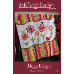 Abbey Lane Quilts Designs - Dizzy Lizzy #171