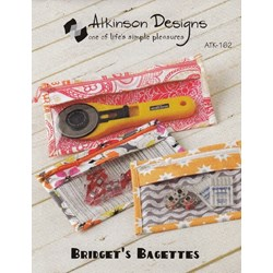 Atkinson Designs - Bridget's Bagettes Pattern