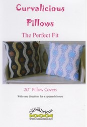 Curvalicious Pillows