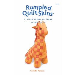 Rumpled Quilt Skins Pattern by Kath Barbro