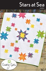 Stars at Sea Pattern by Swilry Girls Designs