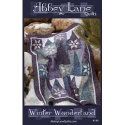 Abbey Lane Quilts Designs - Winter Wonderland #144