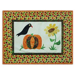 Pin It Up Wall Hanging Series September - Simply Autumn