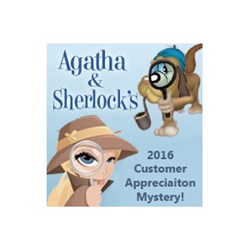 Agatha's May Customer Appreciation - Free Mystery Quilt Fun! -  BLOCK #13