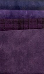 Grape Soda Wool Stack